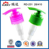 encima de Down Lock Plastic Screw Pump, Liquid Soap Pump