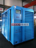 Compresseur d'air rotatoire de vis d'épreuve extérieure de la poussière