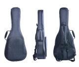 高品質の黒いカラー高レベルバックパック様式のギター袋