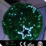 Weihnachtsmotiv-Licht der Girlande-3D für Einkaufszentrum-Dekoration