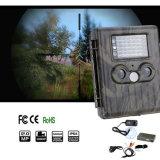 Видеозаписывающее устройство 12MP иК СИД камеры тропки живой природы HD цифров Ht-002li ультракрасное Scouting делает перезаряжаемые камеру водостотьким звероловства
