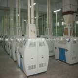 50tpd 80tpd 100tpd Wheat Flour Mill