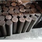 Grafita Rod da baixa densidade 1.6-1.65g/cm3