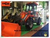 Het hete 4WD Landbouwbedrijf articuleerde 1.0 Ton Radlader