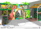 喝采Amusement 20120620私達004 3 Amusement Park Kids Indoor Playground