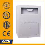 Baisse Safe avec le laser Cut Door et Stuv Double Bitted Key Lock (JI-532-DEP)