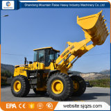 Китайская тонна Payloader затяжелителя Zl650b 5 колеса начала Zl50
