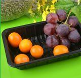 Контейнер плодоовощ оптовой индустрии упаковки еды изготовленный на заказ устранимый пластичный