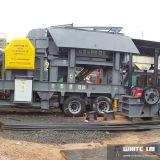 Hochleistungs--bewegliche Kiefer-Zerkleinerungsmaschine mit 280tph (WL1142E760)