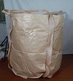 V-MounthオレンジファブリックPPバルク大きい袋