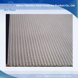 Acoplamiento de alambre de acero inoxidable 304 1 micrón para el filtro