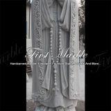 Marmeren Standbeeld Mej.-1017 van Metrix Carrara van het Standbeeld van het Graniet van de Steen
