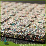 Jardín de la infancia de goma Uesd del suelo hecho para el caucho