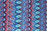 Tela 2016 por atacado do Spandex de rayon do poliéster de matéria têxtil para o Dressmaking