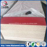 Conglomerado laminado melamina de la tarjeta de partícula de la fibra del álamo del pino del pegamento de E2 E1