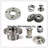 Raccords de tuyaux en acier inoxydable et brides / Raccords en acier forgé / Bride forgée Acier au carbone / Automobile Part / Gear