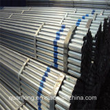 Unterschiedliches Sizes Hot Galvanized Steel Pipe für Building