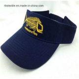 100%Cotton kennzeichnete den 6 Panel-Baseball Cap&Hat ohne Krone
