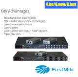 Multiplexor di accesso del G. Hn (GAM) e terminale di rete del G. Hn (GNT)