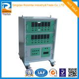 Contenitore di metallo di distribuzione del materiale elettrico di montaggio della lamiera sottile