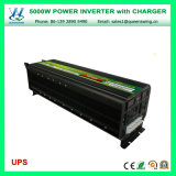 Инвертор солнечной силы UPS 5000W с заряжателем (QW-M5000UPS)