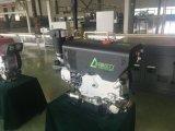 Motor diesel de la energía limpia