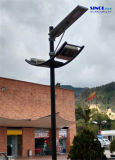 18W LED Solarstraßenlaternemit allen in einem Entwurf (SNSTY-218)