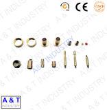 주문을 받아서 만든, CNC 고급장교 또는 스테인리스 또는 알루미늄 선반 기계로 가공 부속, 그림을%s 가진 CNC 선반 예비 품목