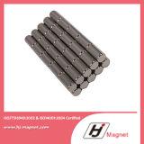 Qualität kundenspezifischer Zylinder/Platte permanenter NdFeB/Neodym-Magnet für Motoren