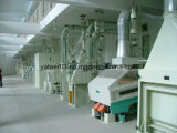 Equipos de procesamiento de arroz