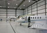 Hangar de los aviones de la estructura de acero (KXD-SSB1052)