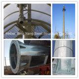 三角形のラジオのアンテナの電気通信のMonopole鋼鉄ポーランド人タワー