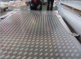 Het aluminium betreedt Plaat voor Geruite Plaat Flooring&Aluminum (kleine heldere staaf 5,)