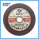Metallschneidendes Ausschnitt-Rad der Platten-T41, metallschneidende Platte