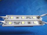 A venda quente SMD 5054 3LEDs Waterproof o módulo do diodo emissor de luz
