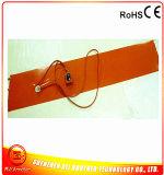 Almofada de calefator elétrica flexível do silicone para o calefator do silicone do cilindro de 55 galões
