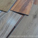 耐久力のある贅沢なビニールの床タイル