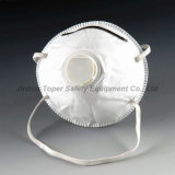 Mascherina Valved di Protecitve della polvere del certificato del Ce En149 (DM2009)
