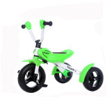Crianças feito-à-medida triciclo do carro do pedal da roda do brinquedo três