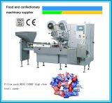 Tipo de alimentação automático máquina de Bosch de empacotamento para os doces (YW-Z1500)