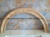 Lopende band van het Comité van de Muur van de Lijnen van de Steen van pvc de Kunstmatige Marmeren Decoratieve