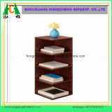 Het moderne MDF van de Melamine van de Stijl Eenvoudige Houten Boekenrek van Pb