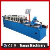 Rodillo de acero usado mampostería seca galvanizado del calibrador de la luz del perfil de Omega que forma la máquina