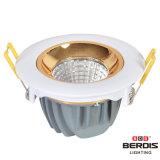 plafonnier facile de l'installation DEL de l'utilisation 7W d'intérieur avec le radiateur de coulage sous pression