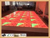 1*1m RGB Dance Floor bester Großhandelspreis bewegliches Dance Floor für Hochzeitsfest