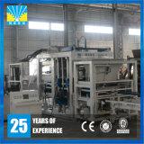 Linha de produção concreta automática grande da máquina da fatura de tijolo do cimento Qt15-15