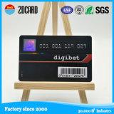 Cartão plástico personalizado OEM para Ticketing
