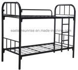 학교 기숙사 2단 침대 두 배 금속 2단 침대