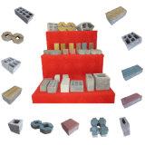 Macchina per fabbricare i mattoni concreta idraulica automatica