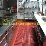Étage en caoutchouc Anti-Fatigue, couvre-tapis en caoutchouc de garage de cuisine, couvre-tapis de cuisine